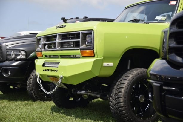Carlisle Truck Nationals Dodge Mopar