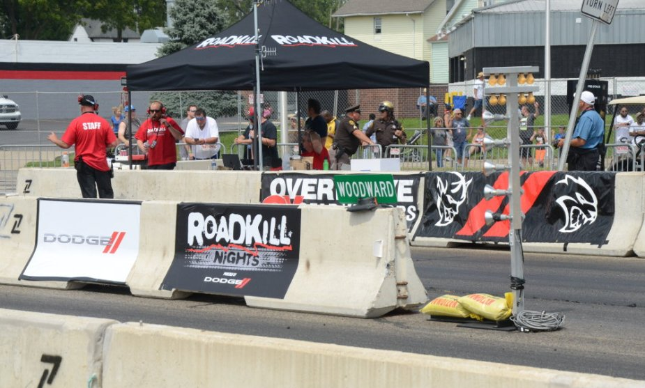 Roadkill Starting Line