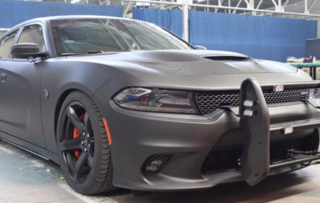 Armormax Dodge Charger SRT Hellcat Passenger Front Corner