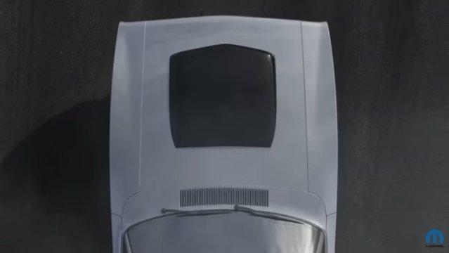 Dodge Charger Hemi Teaser
