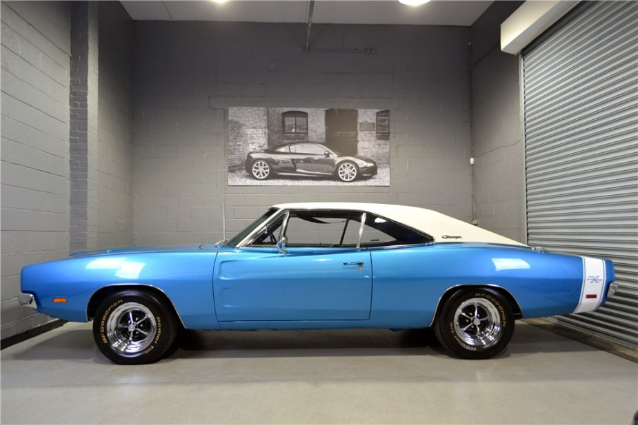 1969 Dodge Charger R/T Side