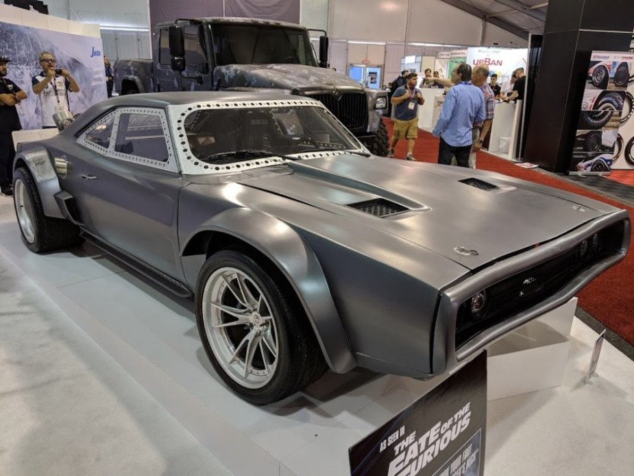 Dodge Ice Charger >> Dominic Toretto S Dodge Ice Charger Roars Into Sema