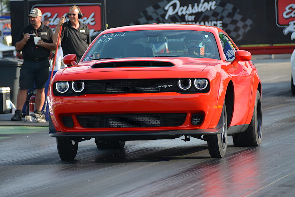 Dodge//SRT and Mopar have announced a renewed commitment to Nati