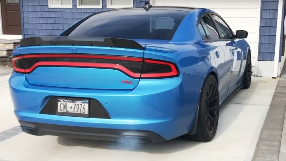 Dodge Charger R/T Rear