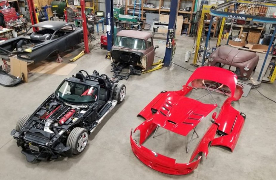 Cleveland Power And Performance >> Ohio Company Is Building A 1956 Dodge Truck On A Viper Chassis
