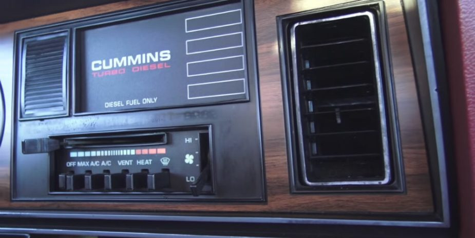 1985 Cummins Ram Prototype