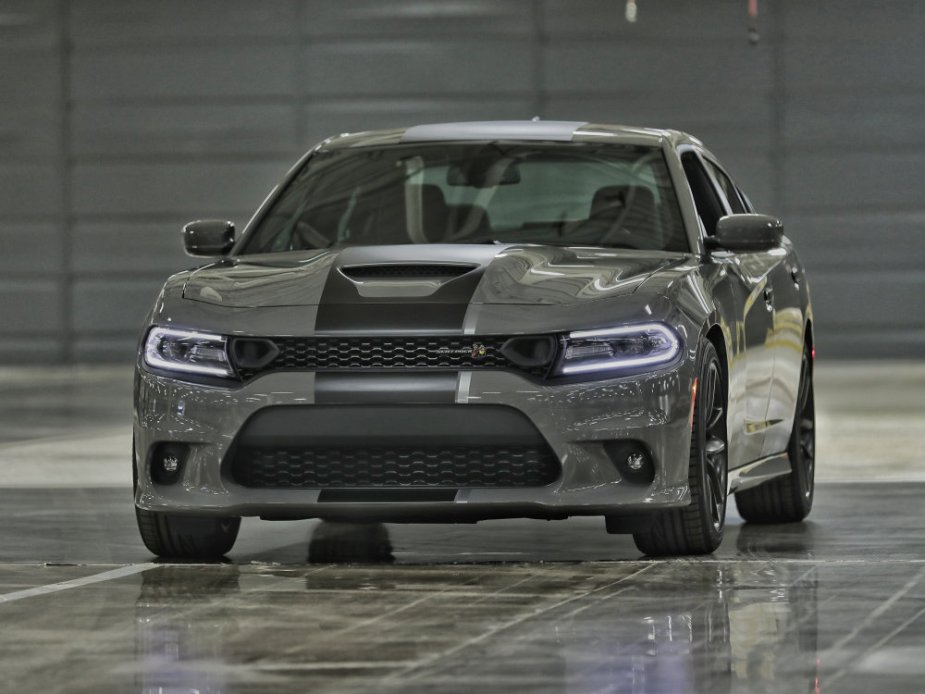 2019 Dodge Charger Scat Pack Stars & Stripes Edition