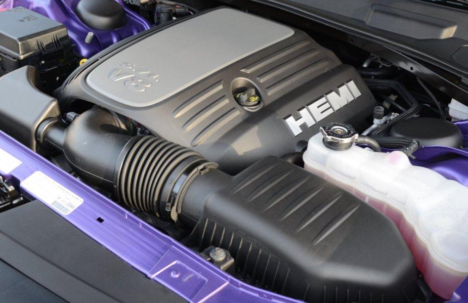 5.7-Liter Hemi
