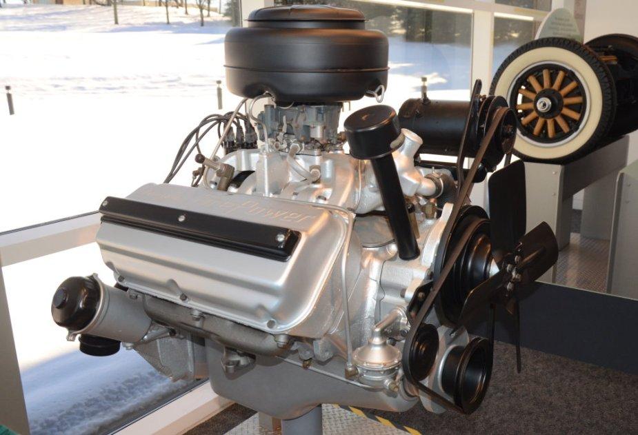 Chrysler Fire Power Hemi