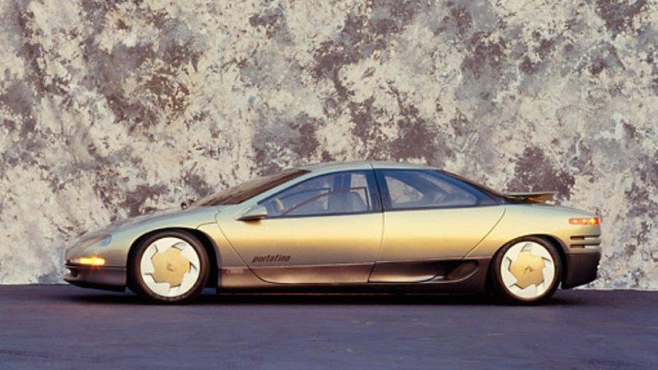 Lamborghini Portofino - Dodge inspiration