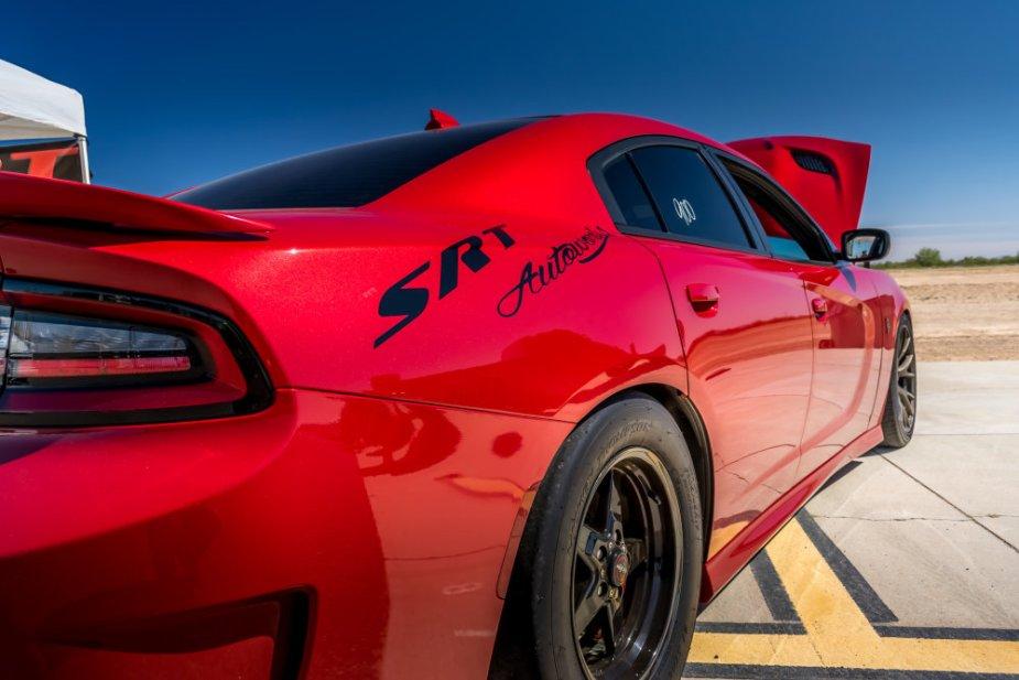 SRT Autoworks Charger