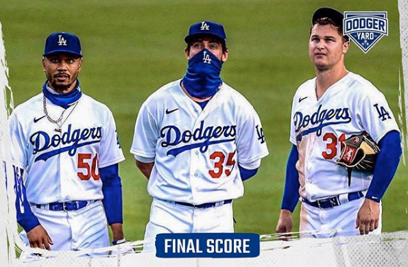 Daily game recap Dodgers