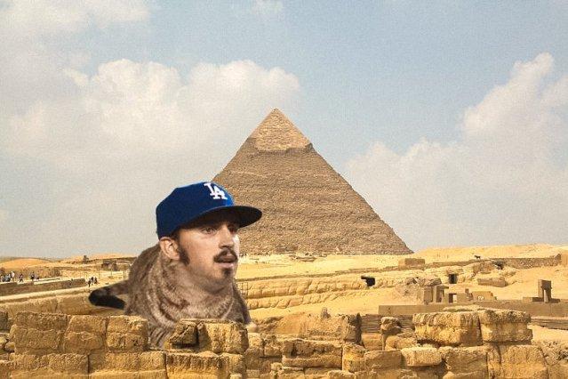 Tony the Sphinx