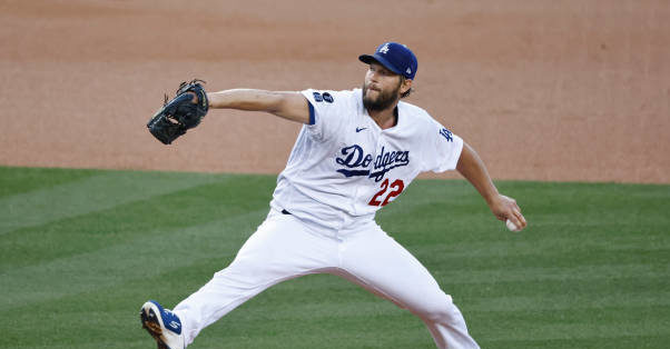 Kershaw Solid for Dodgers in Victory over Diamondbacks