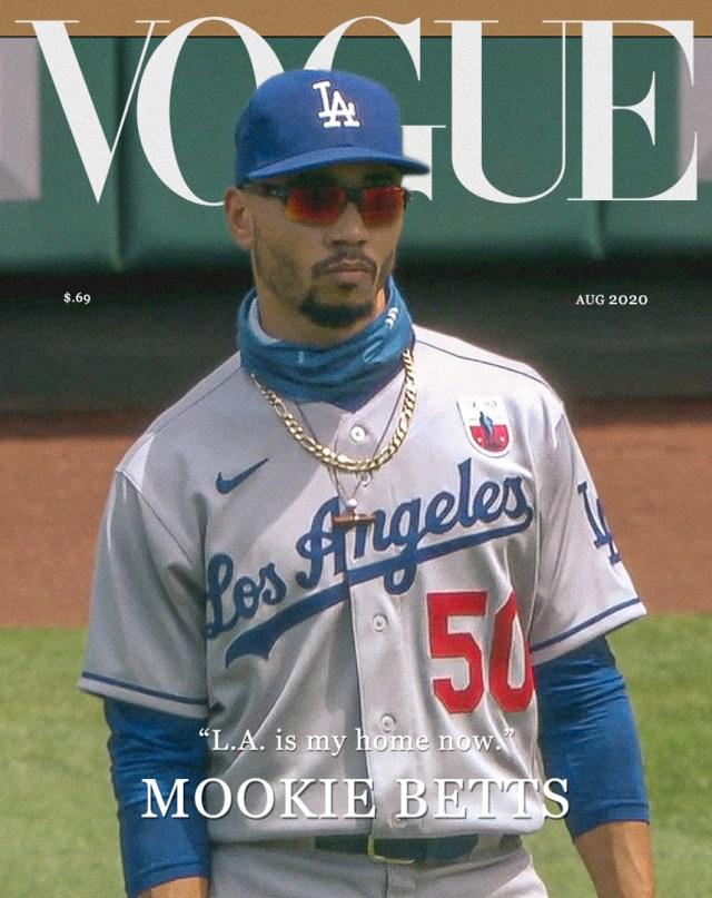 Mookie Vogue