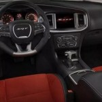 2019 Dodge Challenger Interior