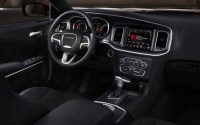 2022 Dodge Charger Interior