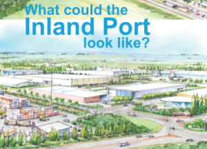 Ruakura port would bring 24/7 nightmare