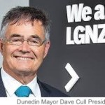 Dunedin Mayor, Dave Cull