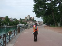 In Annecy