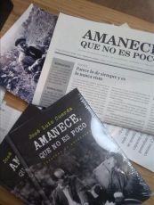 """El libro de la película """"Amanece, que no es poco"""" de la Editorial Pepitas de Calabaza."""