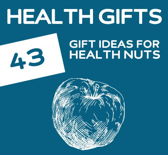 43 Gifts For Health Nuts Amp Fitness Buffs DodoBurd