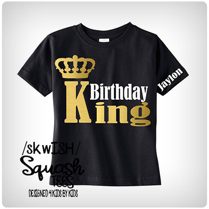 30 Adorable Birthday Boy Shirts For Kids Funny And Cute Dodo Burd