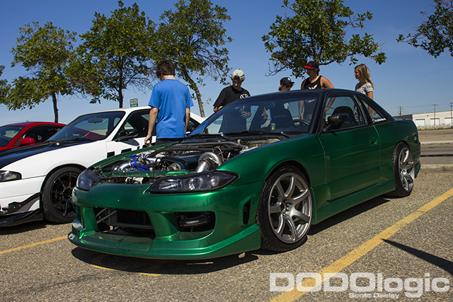 Event: Redline Summer Heat Meet. Part 1.