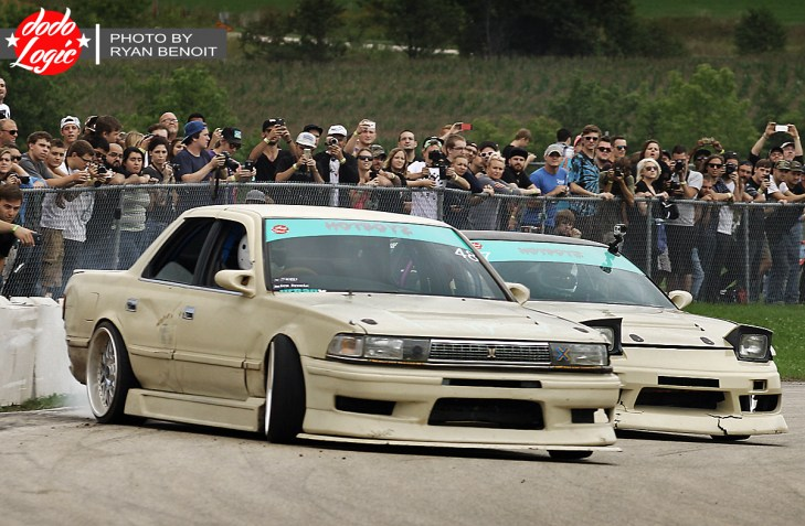 Five signs your grassroots drift team is headed for a break up