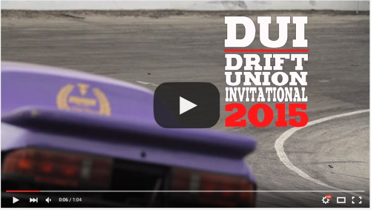 D.U.I. – Drift Union Invitational 2015