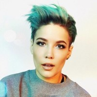 Halsey Biography, songs, net worth, closer, boyfriend, life, single, chain smokers, Youtube, ghost, Now or never, singer, writer.