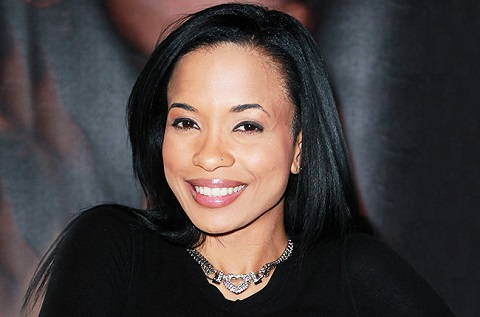 Rotimi ex-girlfriend, Karrine Steffans