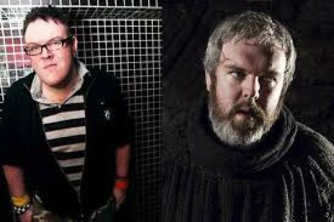 Game of Thrones, actor, Kristian Nairn during his young age.