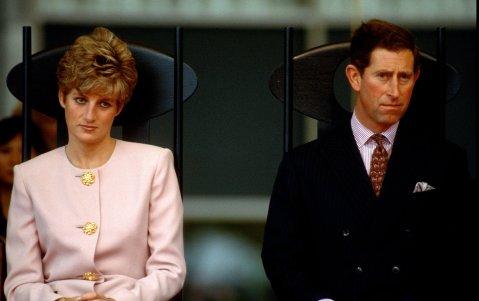 Prince Charles and Princess Diana Divorce