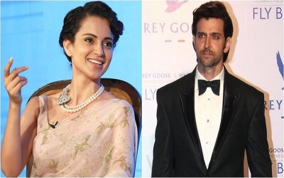 Indian Actress Kangana Ranaut Dating Co-star Hrithik Roshan, Know all about their relationships and affairs. divorce, married.