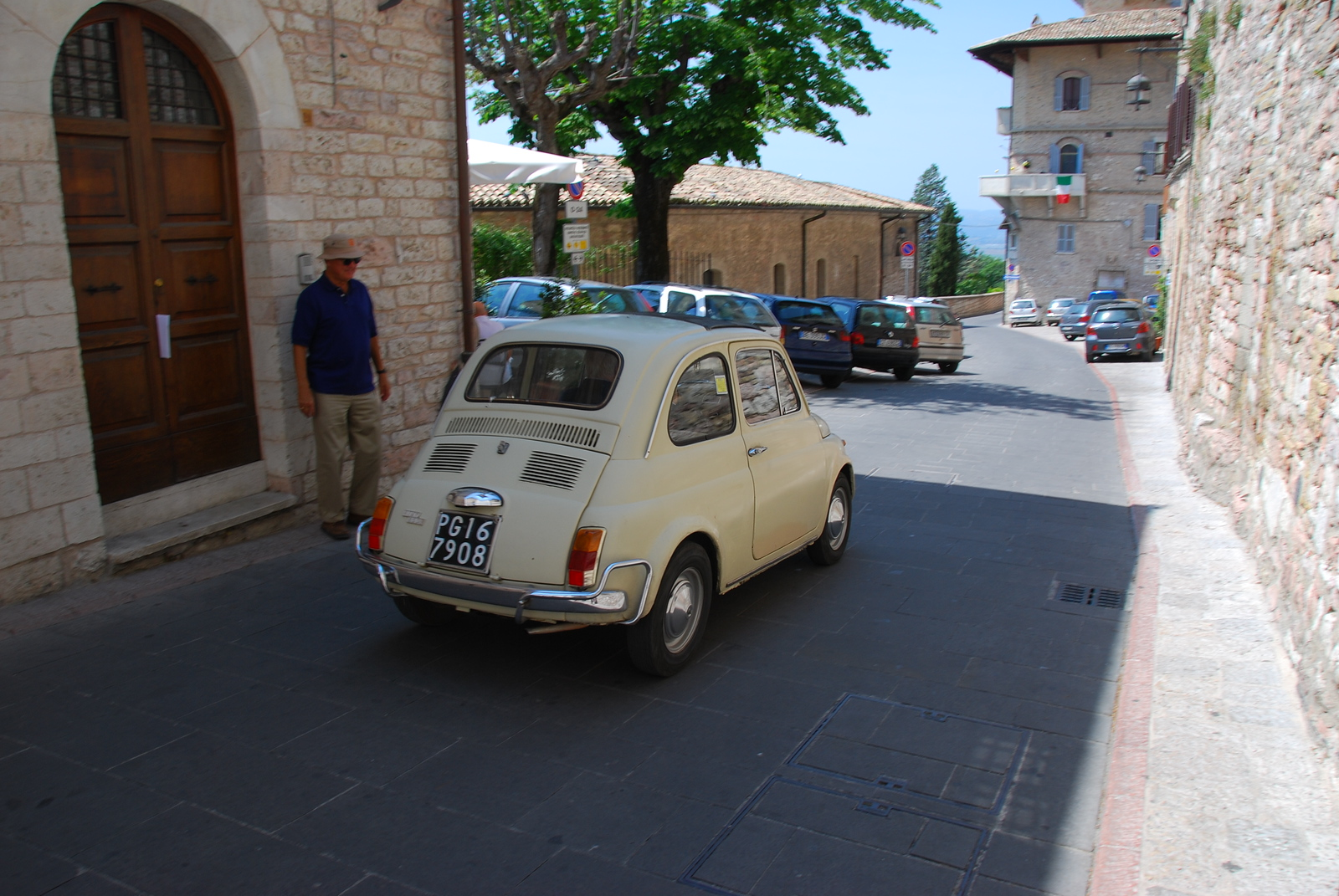 Another Assisi 500