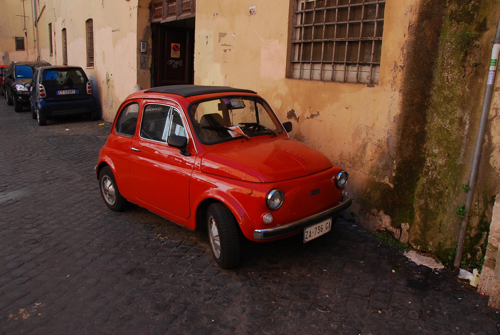 Rome 500