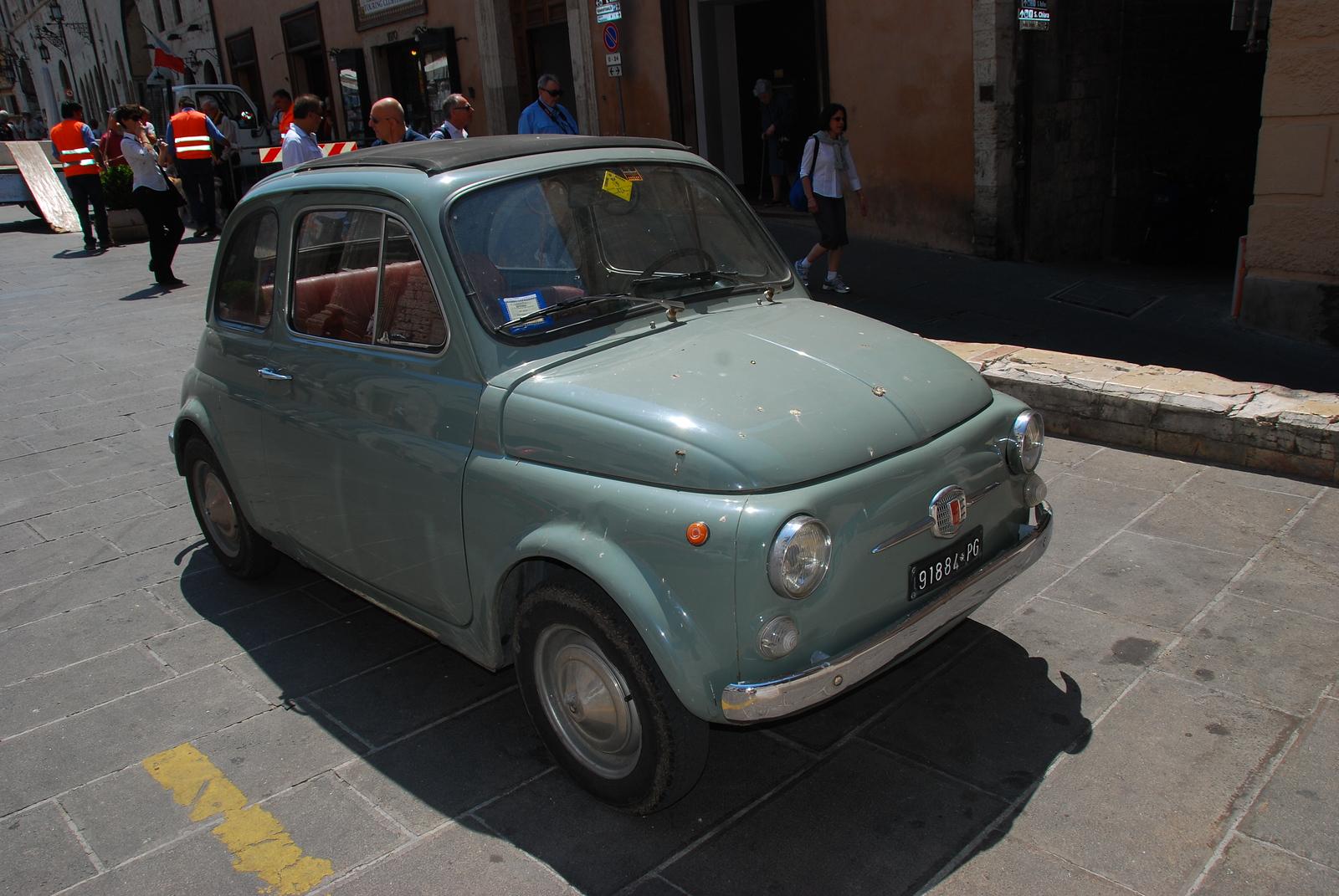 Assisi 500