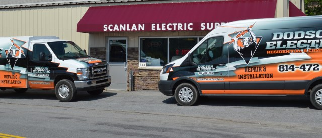 Dodson Electric & Scanlan Electric Supply