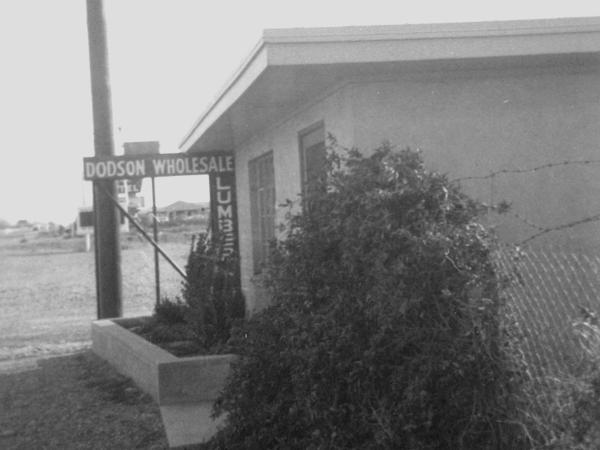 Roswell, W. 2nd HQ