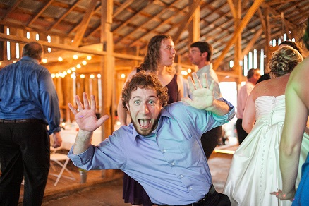 barn wedding playlist