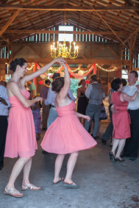 music for barn wedding