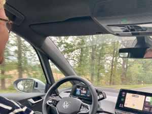 Volkswagen ID.3 rijden zonder handen