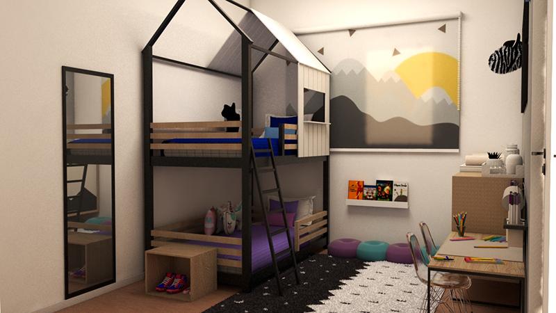 Quarto Montessoriano Studio Doedu