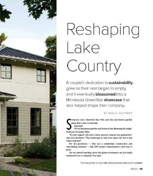 Lake Home Magazine