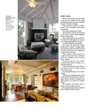 Lake Home Magazine Page