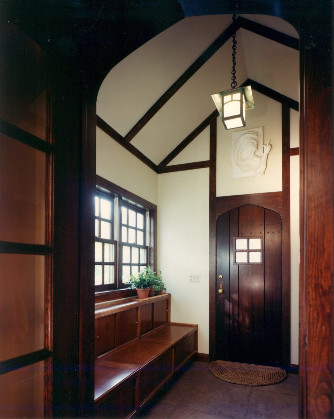 Seamless Tudor Addition Interior