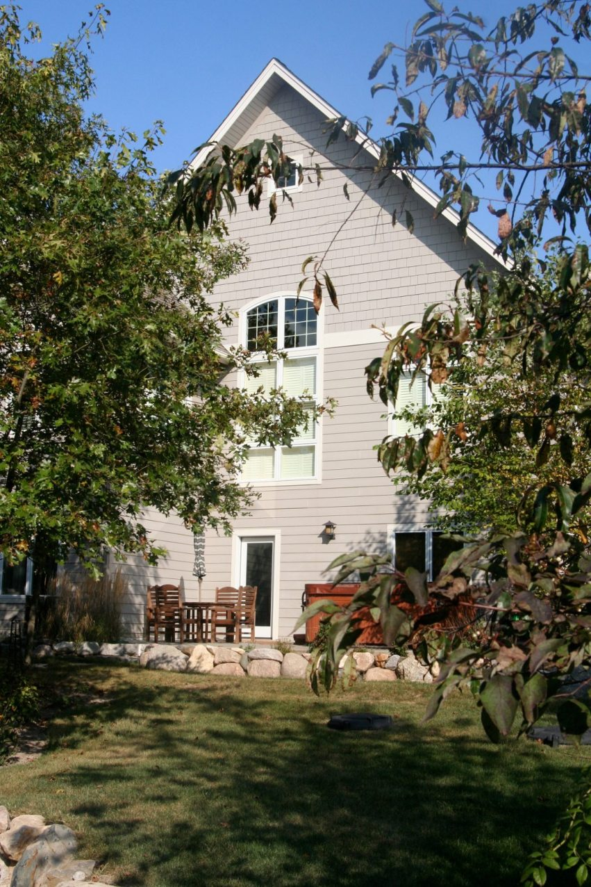 Country Cottage Exterior