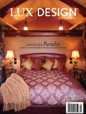 Lux Design Cover