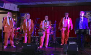 Jazz Connection met Angela van Rijthoven